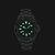 Ananke AN17ビジネススタイルフルスチールメンズ腕時計防水クォーツ時計