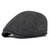 Unisex Mens Cotton Gatsby Beret Cap Golf Driving Flat Cabbie Newsboy Hat