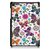 Tri-Fold Printing Tablet Case Cover for Samsung Galaxy Tab S5E SM-T720 SM-T725 Table - Butterfly