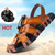 Men Beach Shoes Breathable Sandals Cooler Summer Rubber Soft Male Slippers