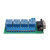 4 Channel RS232 Relay Board PC USB UART DB9 Remote Control Switch DC12V for Smart Home