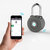 Door Lock Security Keyless bluetooth APP Unlock Smart Padlock Anti-theft Locks