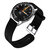 XANES® GW15 1.22in Color Touch Screen Smart Watch Adjustable Brightness Weather Forecast Multiple Languages HR BP SpO2 Monitor Sports Fitness Bracelet