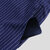 Mens Cotton Stripe Stand Collar Onesies Pockets Casual Straight Jumpsuit