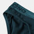 Mens Modal Plain Briefs Comfortable Glossy Letter Print Low Rise Waistband Underwear