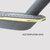 Tira de protección de silicona anticolisión antiarañazos para Xiaomi M365 / Pro Scooter