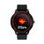 Bakeey S18 Touch Screen All-time Blood Pressure O2 Monitor 8 Sports Mode Whatsapp Push Stopwatch Smart Watch