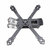 HSKRC KT 230mm 5 Inch / 260mm 6 Inch / 290mm 7 Inch 3K Carbon Fiber Frame Kit for RC Drone FPV Racing
