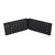 Bluetooth inalámbrico plegable Teclado para Windows / Android / ios Tablet ipad Phone