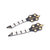 2 PCS MAMBA Arm WS2812 5V LED Light Board for Diatone GT R369 SX 3 Inch FPV Racing Drone