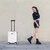 COWAROBOT 20inch AI Intelligence Driverless Luggage Case 31L Travel Suitcase from Xiaomi youpin