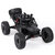 Eachine EAT04 1/12 2.4G 4WD Brush Rc Car Metal Body Shell Desert Off-road Truck RTR Toy Black