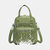 Women Waterproof Leisure Large Capacity Casual Multifunctional Backpack For Outdoor Shopping