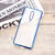 Bakeey Luxury Shockproof Elac-plating Transparent Hard PC Protective Case For OnePlus 7 PRO