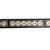 21 Pollici 144W 42LED Doppio lato lampeggiante stroboscopico Flash Light Bar Ambra Emergenza lampada Supporto magnetico 12V universale