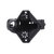Velociraptor VCT-1 FPV Racing Drone Spare Part ABS Camera Canopy Head Cover