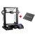 Creality 3D® Customized Version Ender-3X Pro / Ender-3Xs Pro V-slot Prusa I3 3D Printer 220x220x250mm Printing Size With Magnetic Removable Sticker/Glass Plate Platform/V1.1.5 Super Silent Mainboard