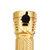 Měděná mosaz Astrolux MF01 Mini v omezené verzi 7 * SST20 5500LM Type-C Dobíjecí svítilna Campact EDC 26650 21700 18650