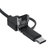3 In 1 USB Borescope 7mm 6 LED Waterproof Borescope Camera Soft Cable For Laptop Android PC