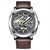 BENYAR 5121 Fashion Men Watch Waterproof Luminous Display Automatic Mechanical Watch