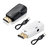 Bakeey HDMI To VGA 3.5mm Audio Cable 1080P Male to Female Adapter Converter Digital to Analog For TV PS4 Projector