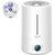 [New Version]Deerma F628S UV Lamp Sterilization Smart Humidifier  5L Water Capacity 12-hour Timing Touch Display