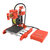 Easythreed® X1 Mini 3D Printer 100*100*100mm Printing Size for Household Education & Students Support One Key Printing with 1.75mm 0.4mm Nozzle