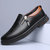 Men Daily Silp Resistant Soft Leather Casual Flats
