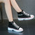 Women Soft Sole Slip Resistant High Top Canvas Casual Sneakers Shoes