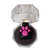 Cat Claw Keycap PBT the Cherry Blossom Keycap for Mechanical Keyboard Pink Black