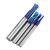 Drillpro 2-8mm Blue Nano Small Hole Boring Cutter 2/3/4/5/6/8mm Bar Handle Hole Reaming Tool