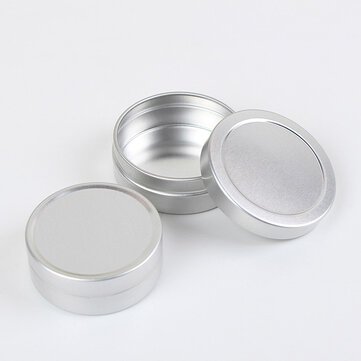Refillable Bottles Empty Cosmetic Pot Jar Tin Container 10ml/20ml