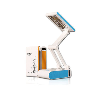 Rechargeable LED Desk Foldable Lamp With Eye Protection Design