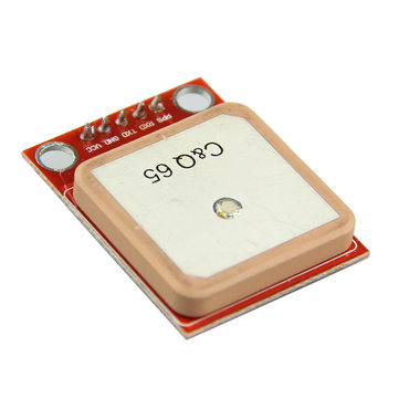 GPS Module GPS-NEO-6M-001 3.3/5V Ceramic Passive Module with Antenna Support For Raspberry Pi 2/B+