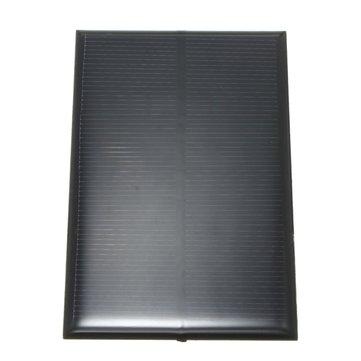 5V 250MA 1.25W Mini Monocrystalline Solar Panel