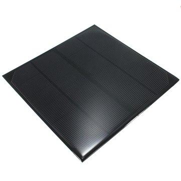 6V 4.5W 520mAh Mini Epoxy Monocrystalline Solar Panel