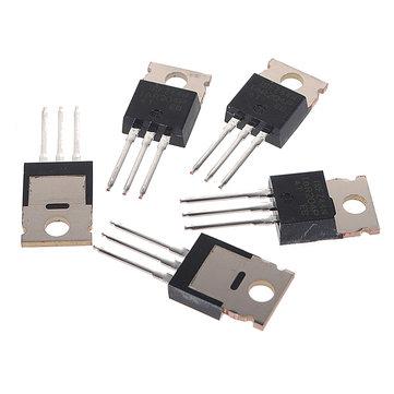 5Pcs IRFZ44N Transistor N-Channel International Rectifier Power Mosfet
