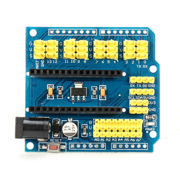 328P Multifunction Expansion Board V3.0 For NANO UNO Geekcreit for Arduino - products that work with official Arduino boards