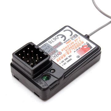 Flysky Receiver FS-GR3E for GT2/GT2B/GT3/GT3B/GT3C/T6/CT6B/GR3E/TH9X Transmitter
