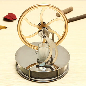 $20.22 for STEM Low Temperature Difference Stirling Engine DIY Toy Gift Decor Collection