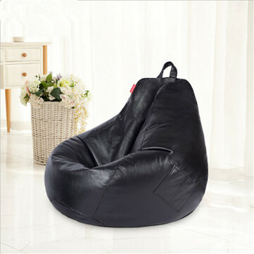Large Bean Bag Cover Chairs Couch Sofa Cover Indoor Lazy Lounger No Fillings