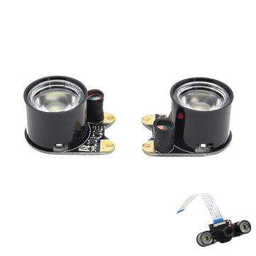 2pcs Infrared IR LED Board Specific For Raspberry Pi Camera