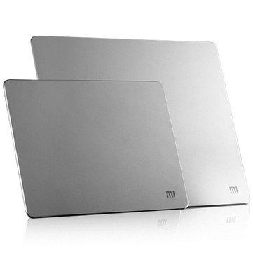 Xiaomi MI Metal Aluminum Alloy Slim Mouse Pad Computer Mouse Pad - 240*180*3mm