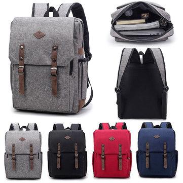 Men Women Oxford Laptop Outdoor Backpack School Travel Rucksack Shoulder Bag