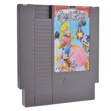 How can I buy Royal Fluh Princess Side Story 72 Pin 8 Bit Game Card Cartridge for NES Nintendo with Bitcoin