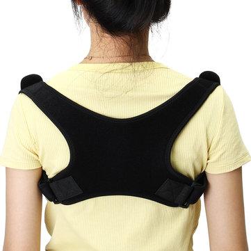 Correzione postura regolabile Correzione dorso dorso Cintura Supporto per dorso dorsale per sollievo dal dolore