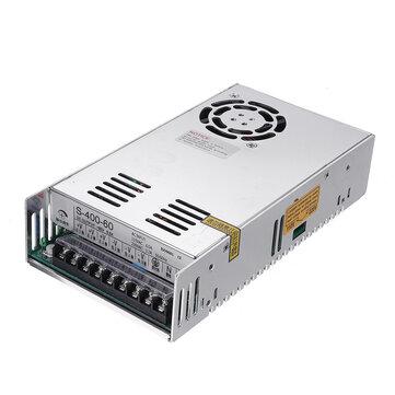 RD6006/RD6006-W LED Switching Power Supply S-400W-48V/DC12V/24V/36V/60V 8.3A-33.3A Support Monitoring Transformer Lighting