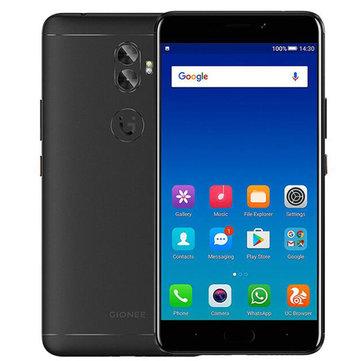 GIONEE A1 Plus 6.0 Inch 2.5D FHD Dual Camera 4GB RAM 64GB ROM Helio P25 4G LTE Smartphone