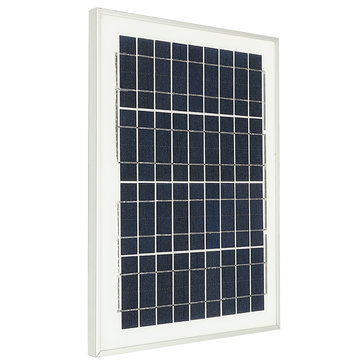 18V 10W Solar Panel + Crocodile Thread For Outdoor Fountain Pond Pool Garden Submersible Water Pump