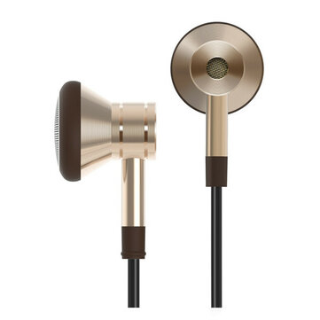 1MORE Piston 3.5mm In-Ear Metal Super Bass Headset Earphone Headphone With Mic from Xiaomi Eco-System